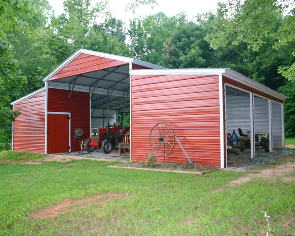9 Easy Ways To Facilitate Steel Carports Pa | steel carports pa