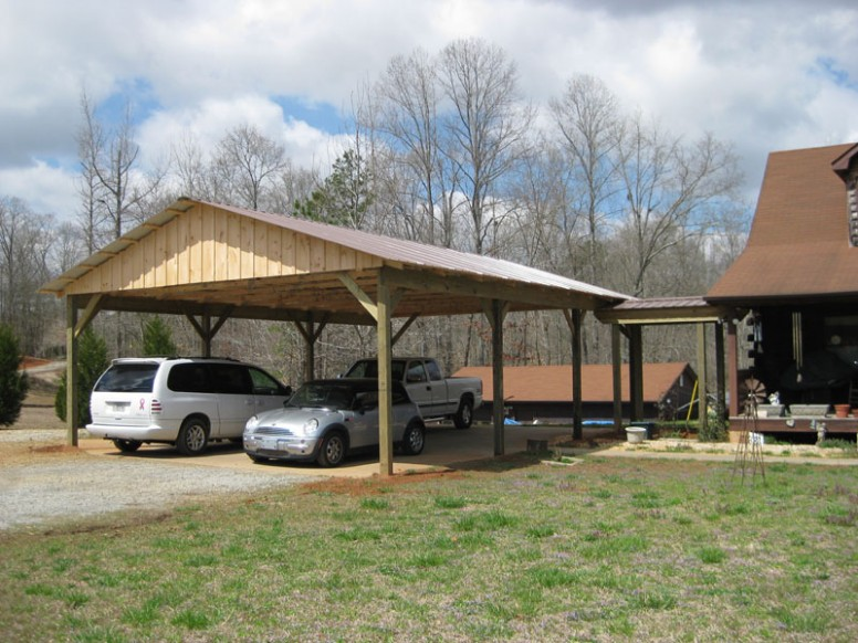 How You Can Attend Wood Car Port With Minimal Budget | wood car port