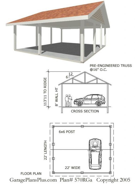 8 Ideas To Organize Your Own Plans For A Carport Free | plans for a carport free