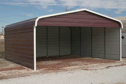 Eliminate Your Fears And Doubts About Metal Carports With Sides | metal carports with sides