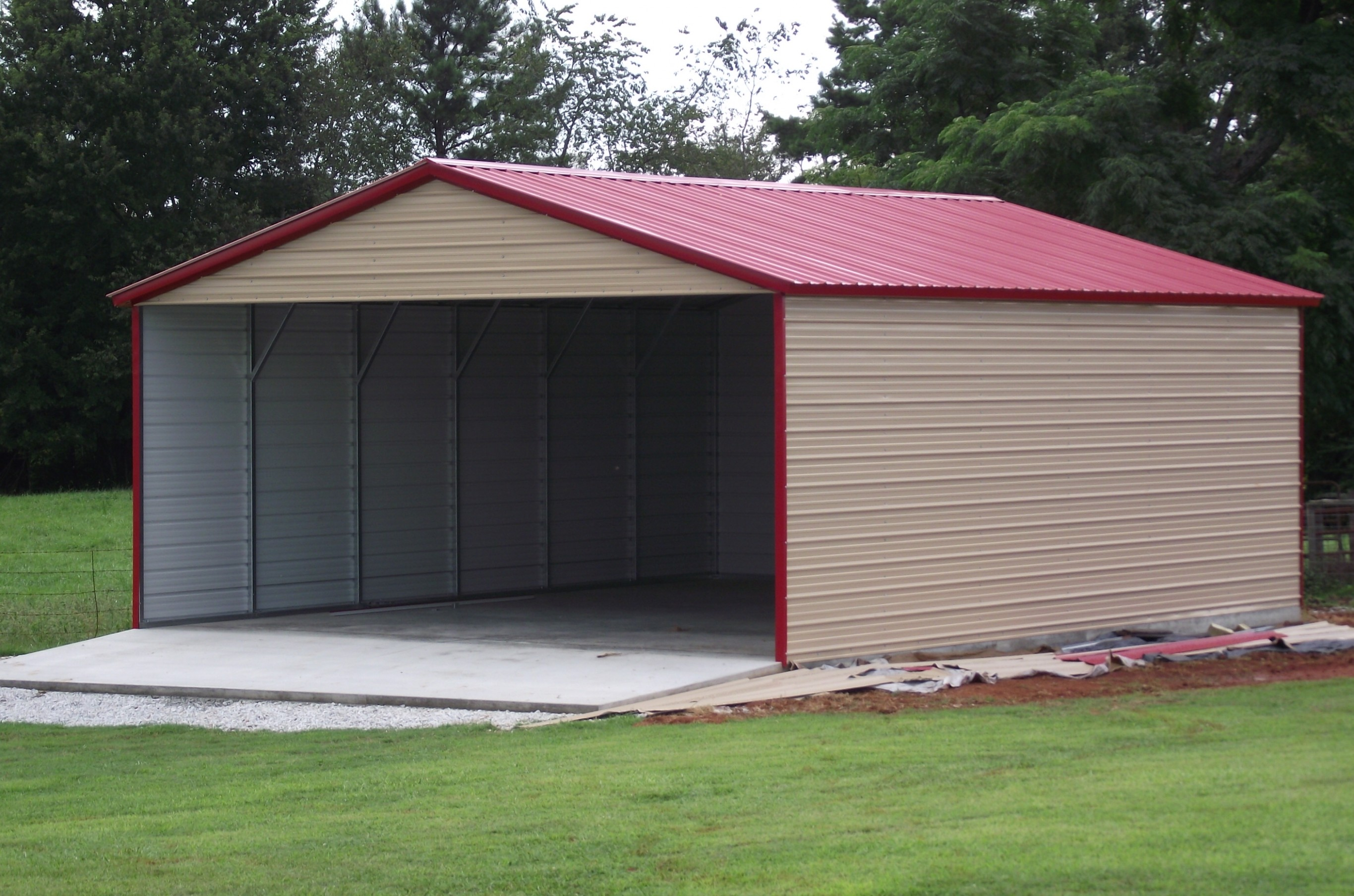 Five Features Of Inexpensive Metal Carports That Make Everyone Love It | inexpensive metal carports