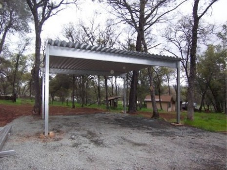 16 Ingenious Ways You Can Do With Do-it-yourself Carport Kits | do-it-yourself carport kits