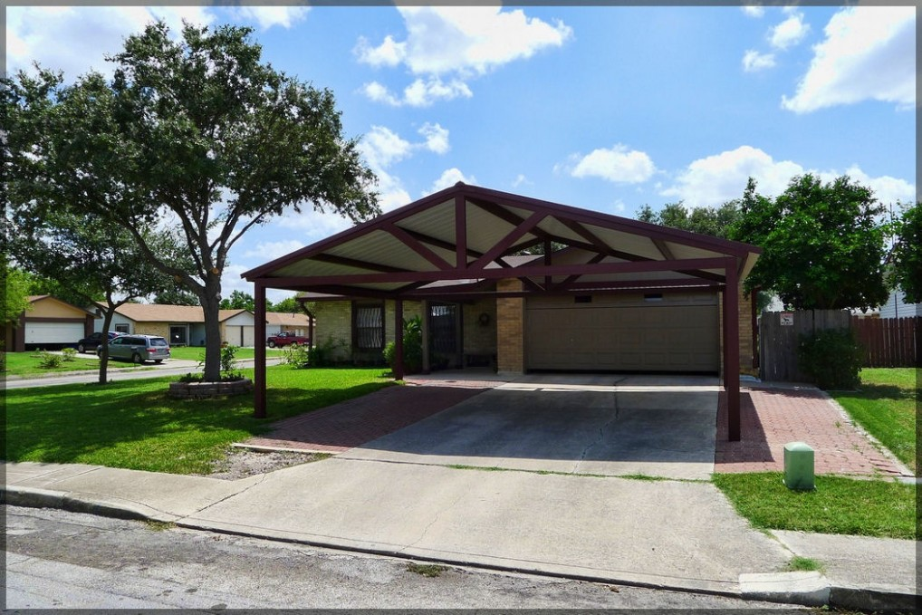 12 Doubts You Should Clarify About How To Build A Carport With Steel   how to build a carport with steel
