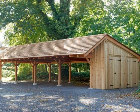 10 Things To Know About Timber Carport | timber carport