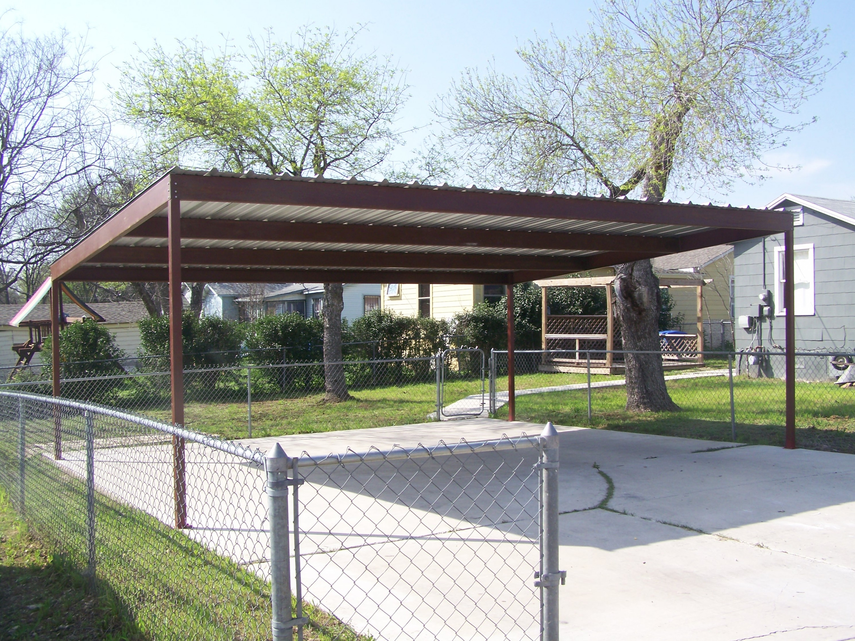13 Important Facts That You Should Know About Panther Creek Carports | panther creek carports
