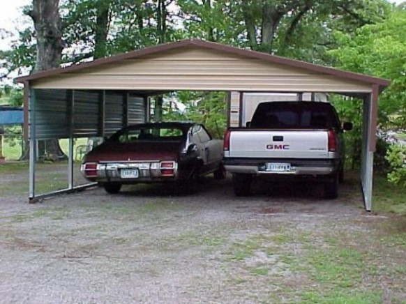 12 Cheap Carport Frames That Had Gone Way Too Far | cheap carport frames
