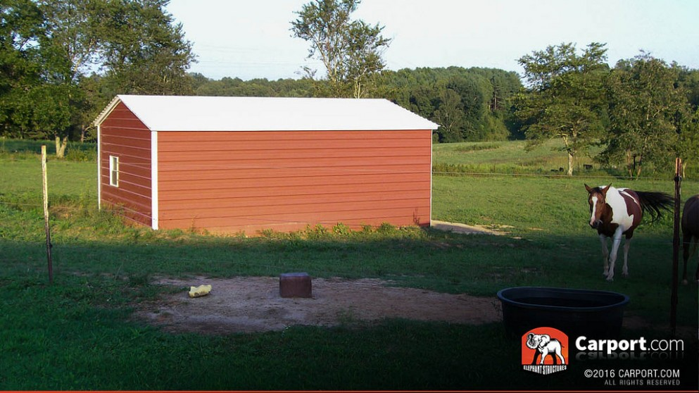 Simple Guidance For You In Metal Sheds And Carports | metal sheds and carports