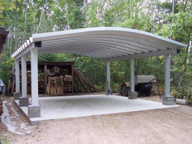 Image for The Truth About Steel Carport Plans Is About To Be Revealed | steel carport plans