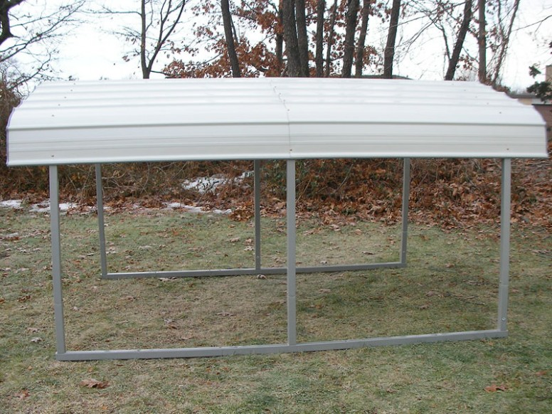 Image for Reasons Why Small Metal Carport Is Getting More Popular In The Past Decade | small metal carport