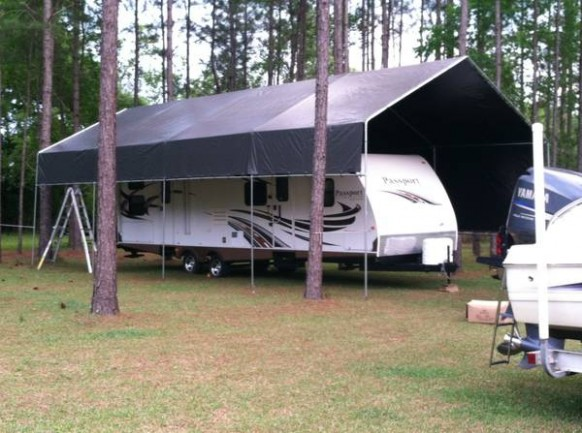 Learn All About Rv Canvas Carport From This Politician | rv canvas carport