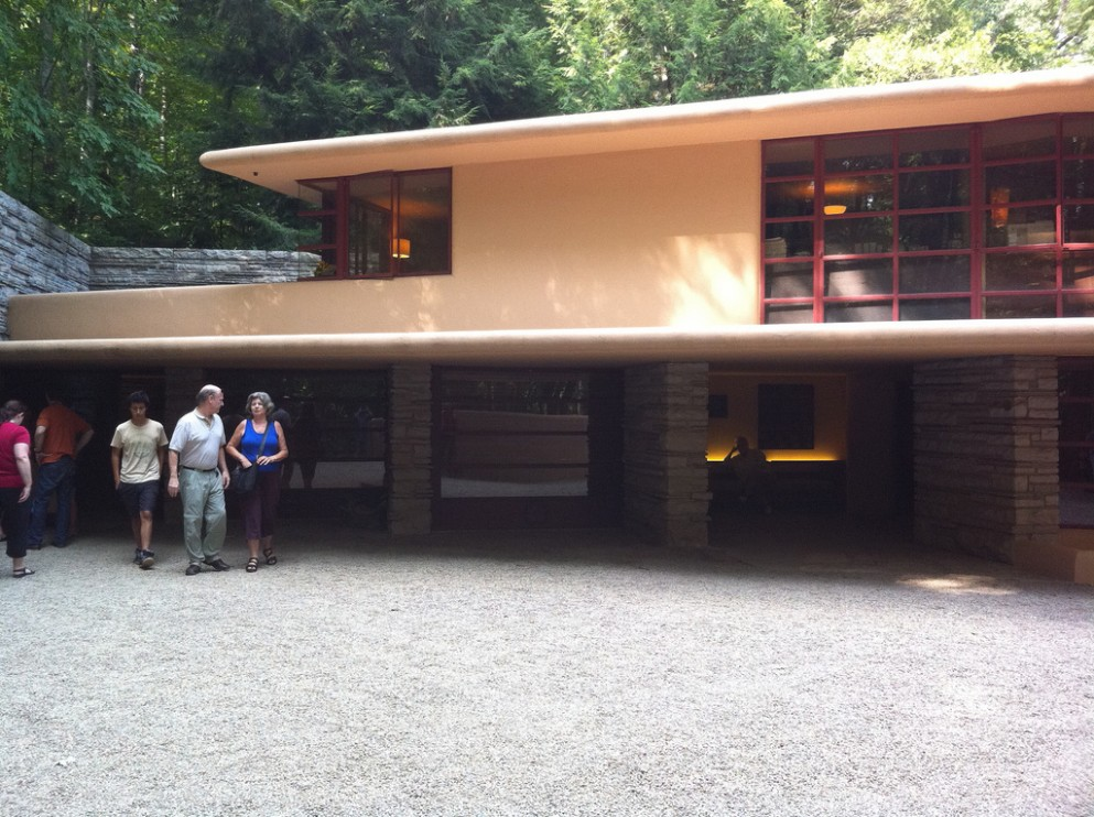 Do You Know How Many People Show Up At Frank Lloyd Wright Carport | frank lloyd wright carport