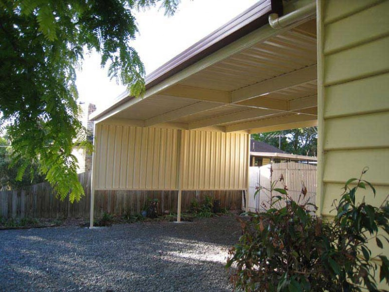 Image for 9 Reasons Why People Love Attached Metal Carport Kits   attached metal carport kits