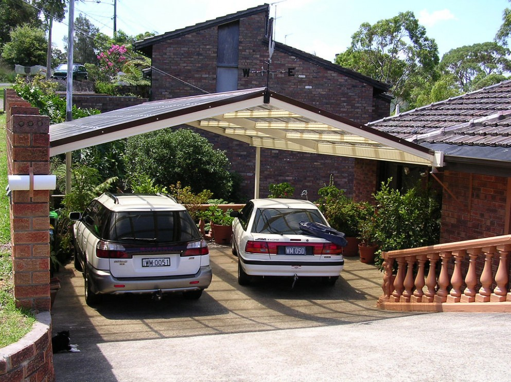 10 Thoughts You Have As Gable Carport Approaches | gable carport