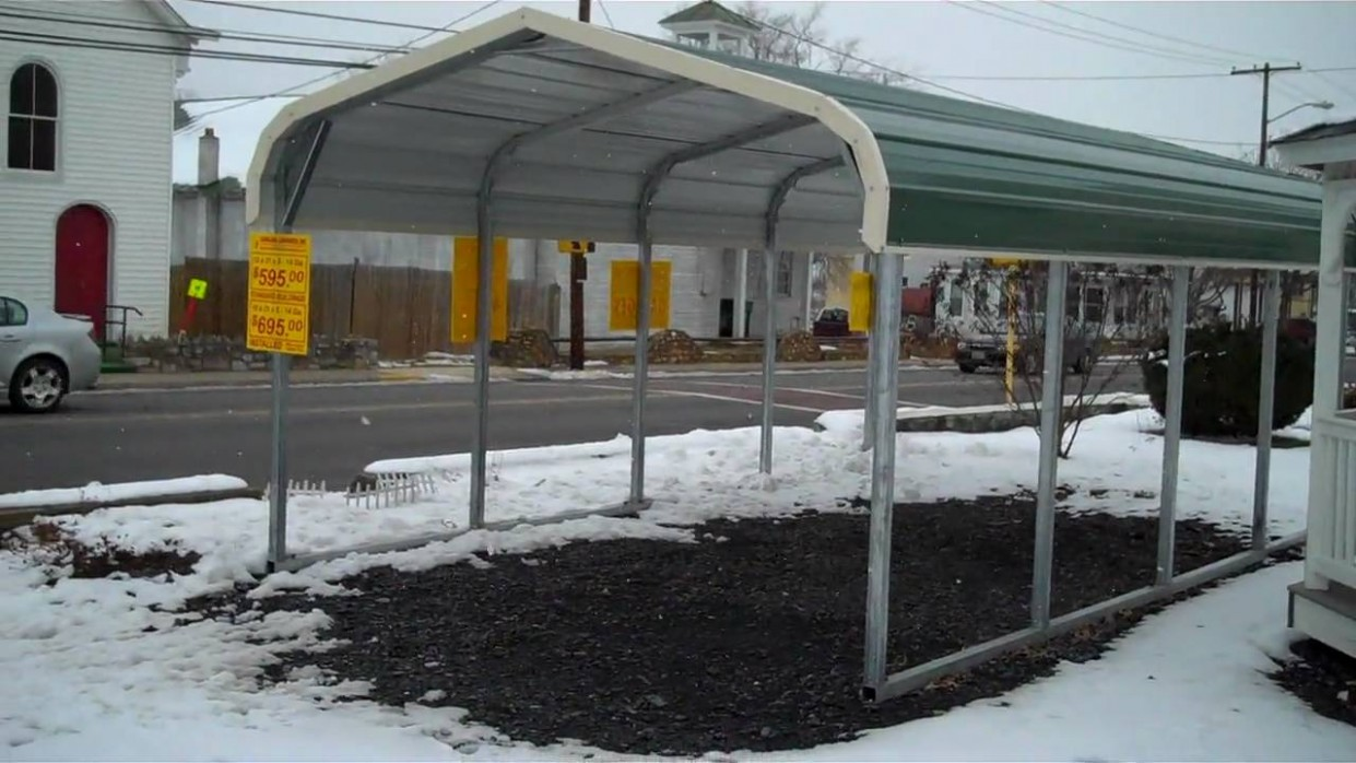 12 Reasons Why Sheds Garages And Carports Is Common In USA   sheds garages and carports