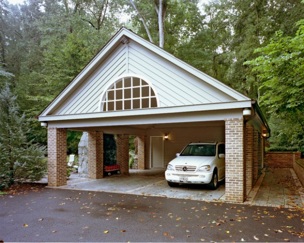 8 Important Facts That You Should Know About Garage With Carport | garage with carport