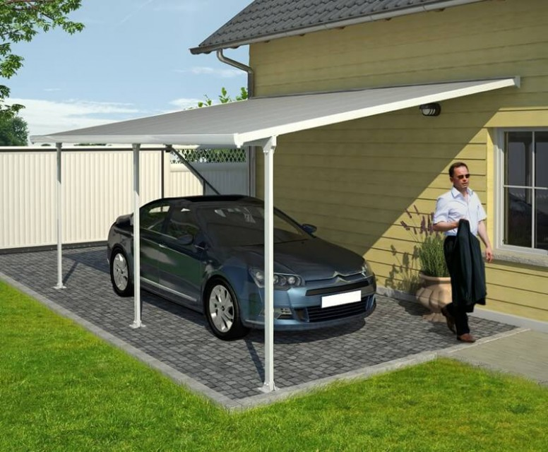 What Will The Carport Be Like In The Next 8 Years? | the carport