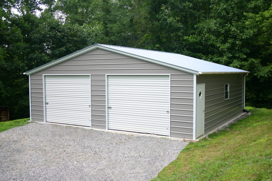 Five Ugly Truth About Metal Carport Garage Kits | metal carport garage kits
