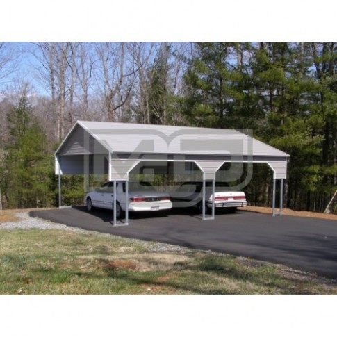 Five Easy Ways To Facilitate Double Metal Carport | double metal carport