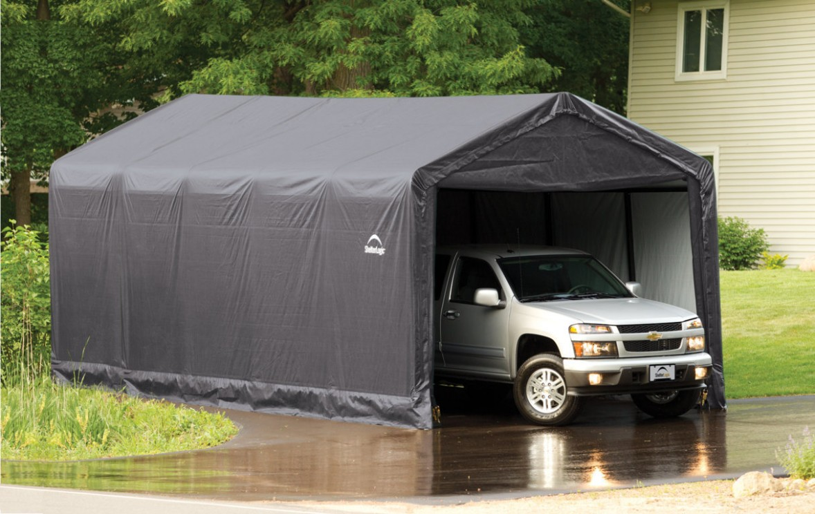 12 Things You Most Likely Didn't Know About Portable Garage Shelter | portable garage shelter