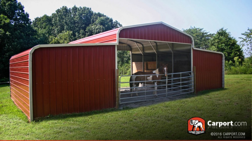 Seven Facts You Never Knew About Metal Carports And Barns | metal carports and barns