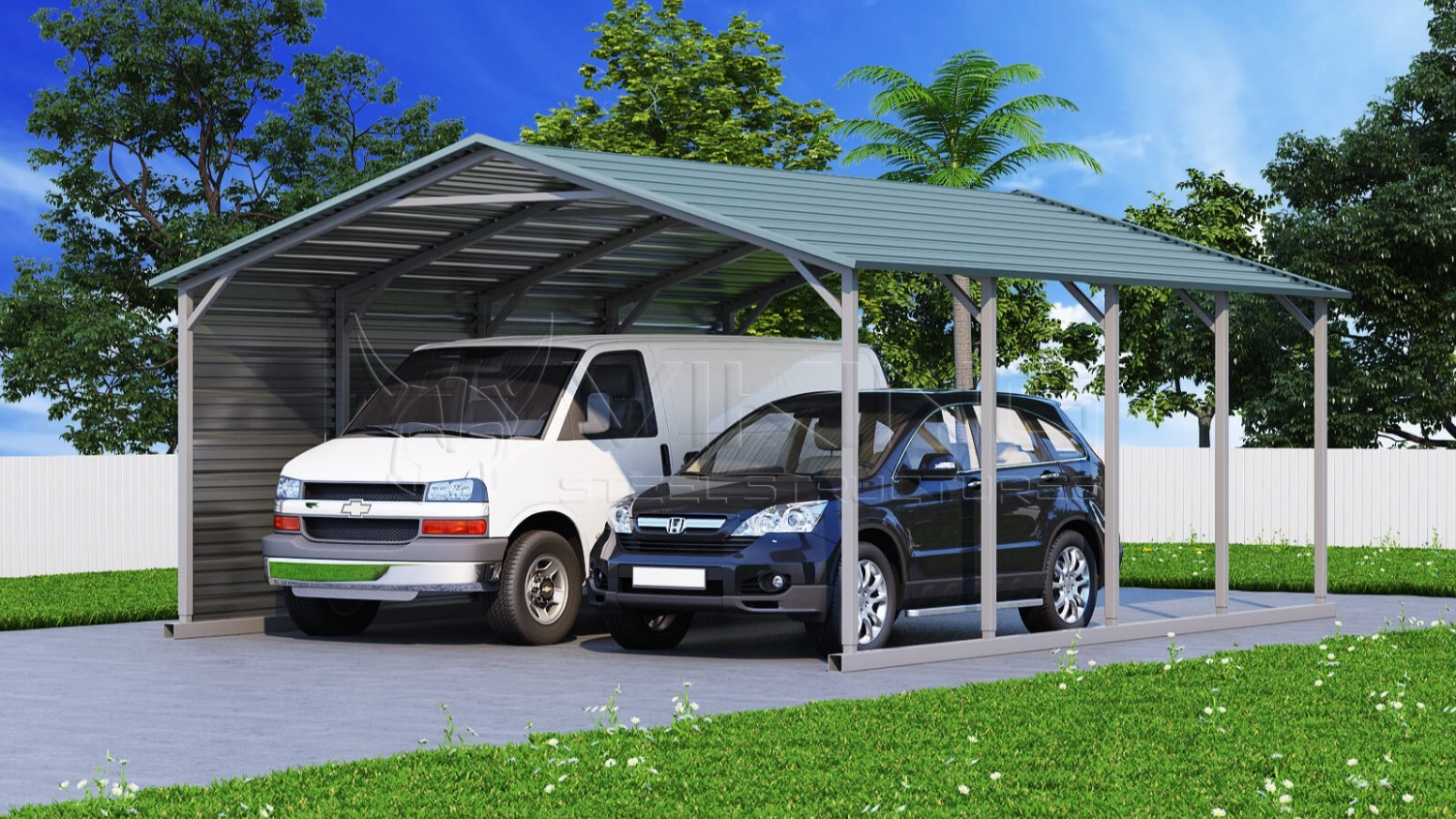 Image for 5 Signs You're In Love With Double Carports For Sale | double carports for sale