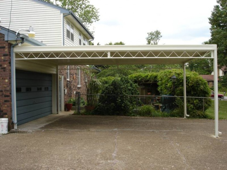 Five Outrageous Ideas For Your Covered Carport Parking | covered carport parking