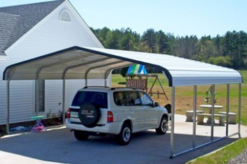 11 Outrageous Ideas For Your Two Car Carport Cost | two car carport cost