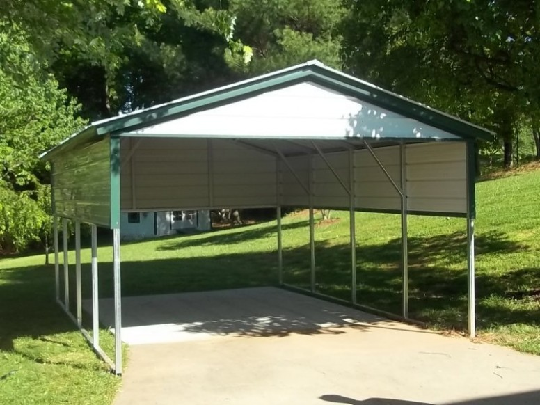 Why Is Everyone Talking About Single Car Metal Carport? | single car metal carport