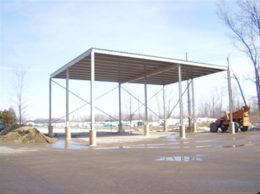The History of Steel Carport Canopy | steel carport canopy