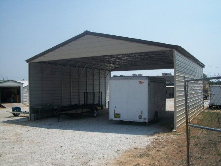 Five Clarifications On Metal Roof Car Shelter | metal roof car shelter