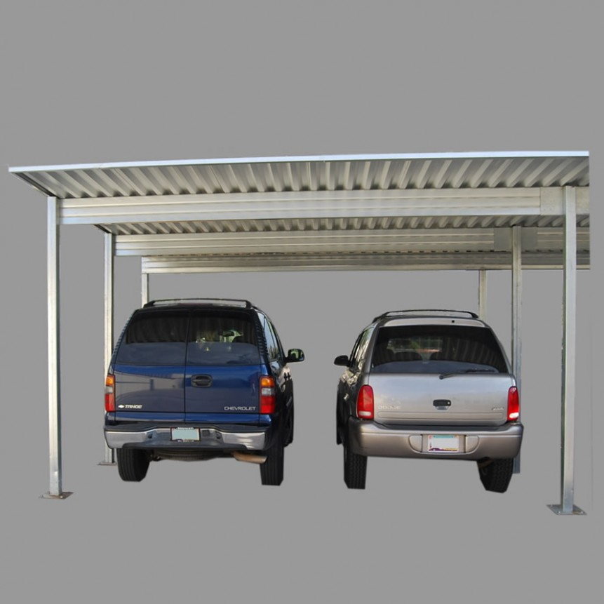 Reasons Why Metal Roof Car Canopy Is Getting More Popular In The Past Decade | metal roof car canopy
