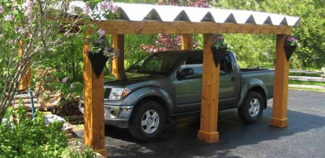 13 Things You Didn't Know About Steel Carport Canada | steel carport canada