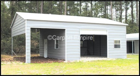 Top 16 Fantastic Experience Of This Year's Steel Carport Garage | steel carport garage