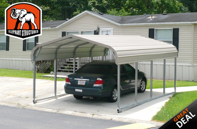 Everything You Need To Know About 155 Car Metal Carport | 15 car metal carport