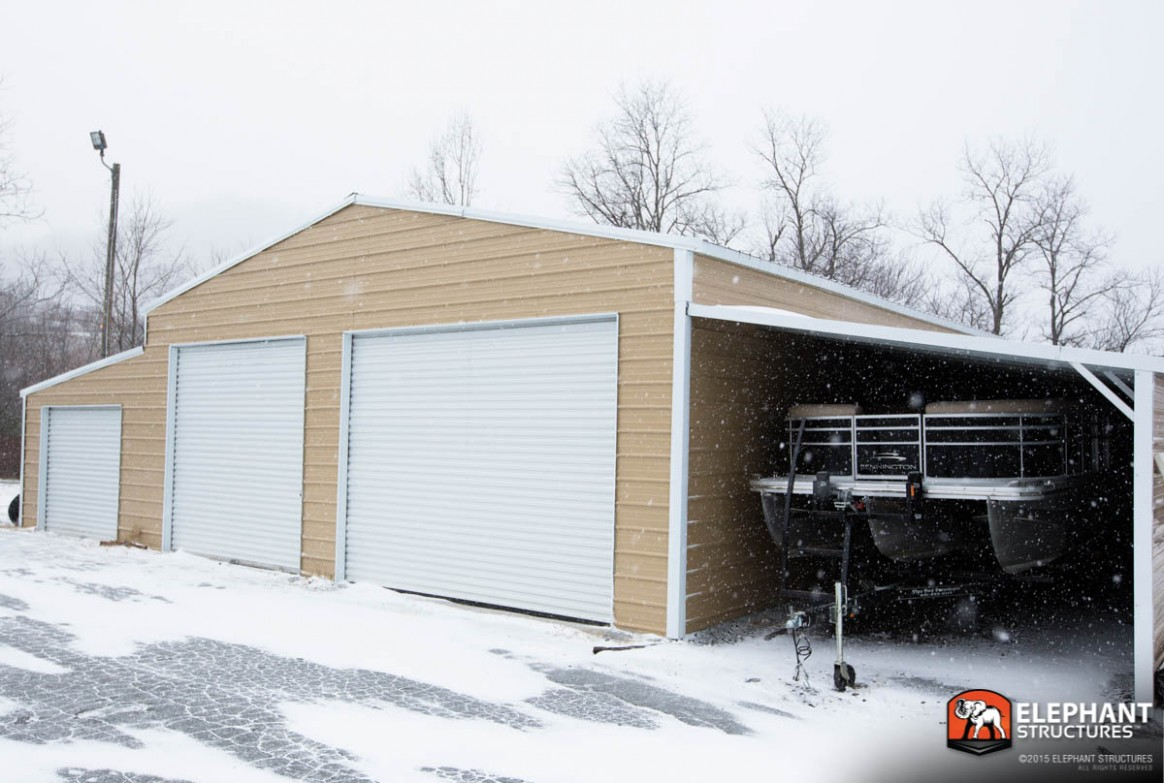 Here's Why You Should Attend Metal Garage Covers | metal garage covers