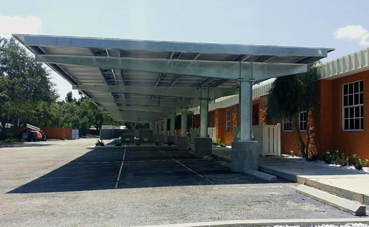 The History of Carport Structures | carport structures