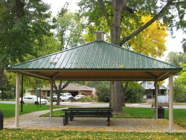 The History of Metal Frame Shelter | metal frame shelter