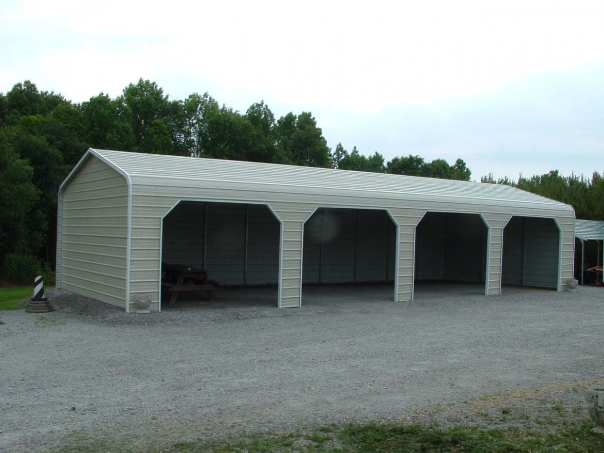 6 Things You Should Do In Temporary Metal Garage   temporary metal garage