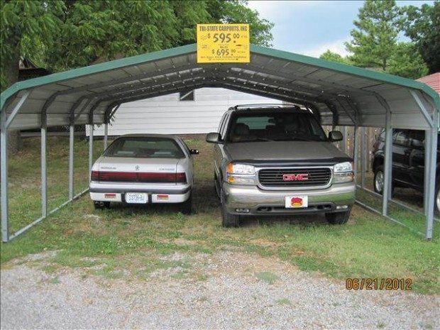 This Is Why Used Metal Carports Sale Is So Famous! | used metal carports sale