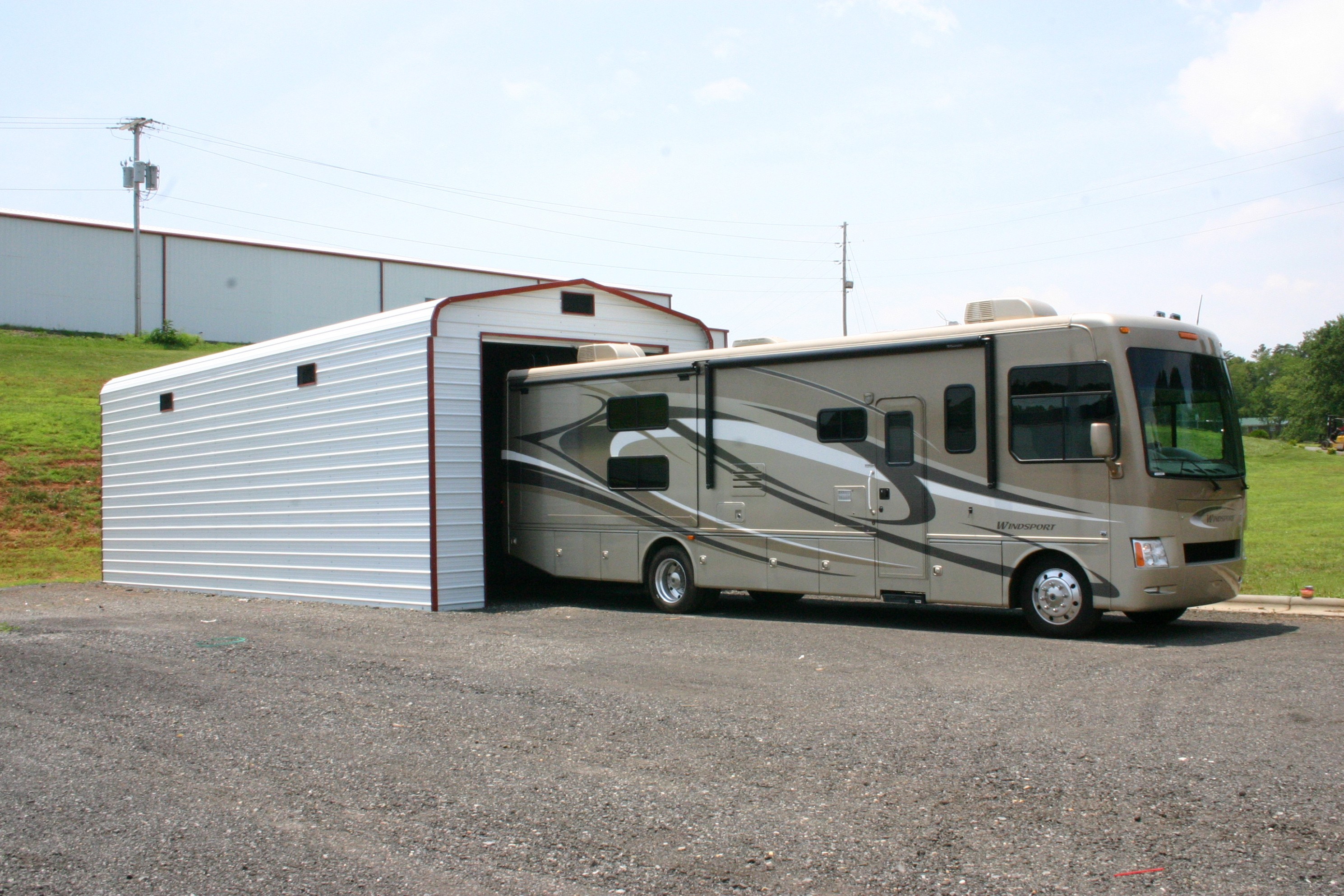 Reasons Why Rv Sheds Is Getting More Popular In The Past Decade | rv sheds