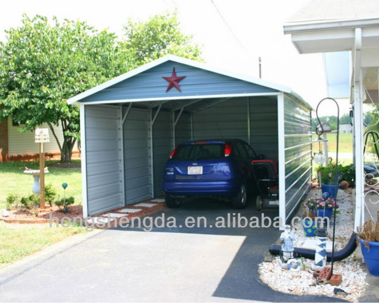 How I Successfuly Organized My Very Own Steel Car Shelter | steel car shelter