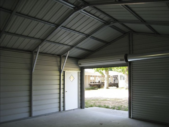 9 Shocking Facts About Steel Tube Garages | steel tube garages
