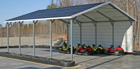 Reasons Why Steel Frame Carport Is Getting More Popular In The Past Decade | steel frame carport