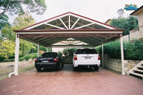 16 Unexpected Ways Two Car Carport Kits Can Make Your Life Better | two car carport kits