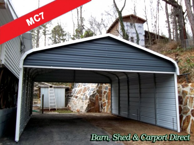 The Biggest Contribution Of Enclosed Metal Carport To Humanity | enclosed metal carport