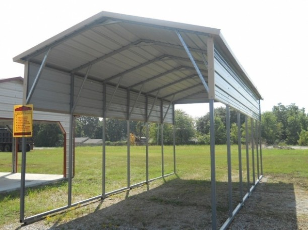 Steel Frame Carport Kits Is So Famous, But Why? | steel frame carport kits
