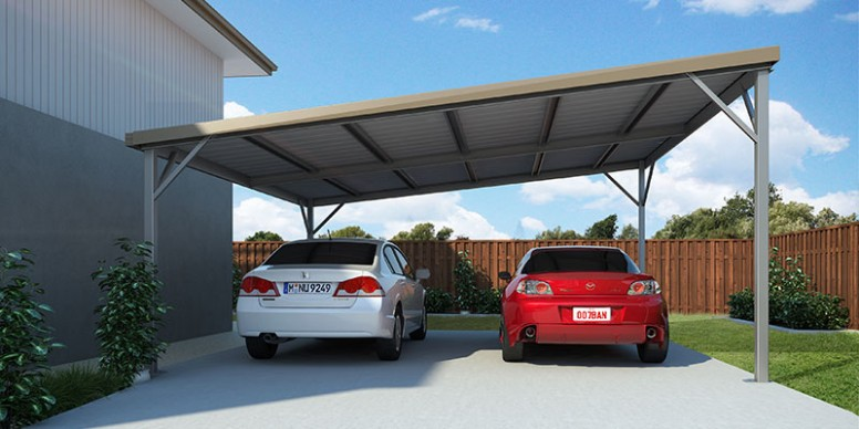 Ten Easy Rules Of Large Carport Kits | large carport kits