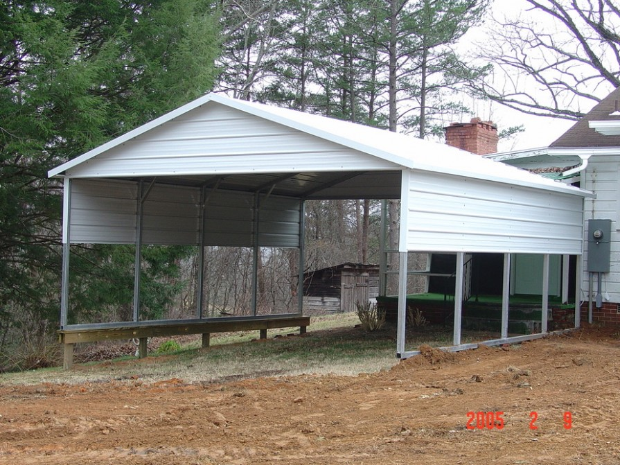 How To Have A Fantastic Metal Shelters With Minimal Spending | metal shelters