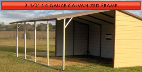 How Metal Enclosed Carport Is Going To Change Your Business Strategies | metal enclosed carport