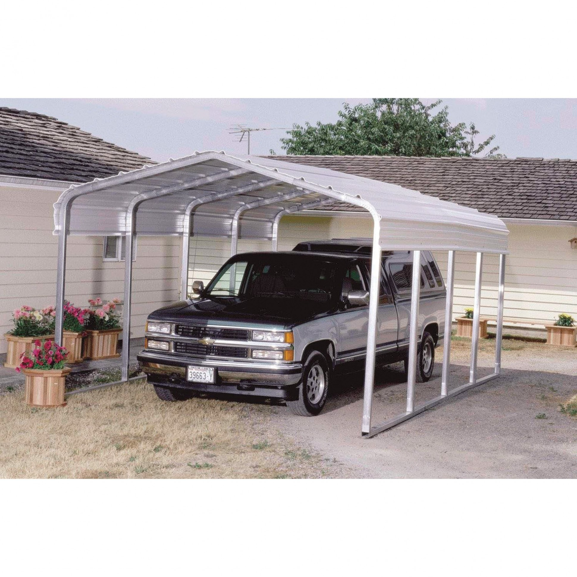 Quiz: How Much Do You Know about Steel Car Shelter? | steel car shelter